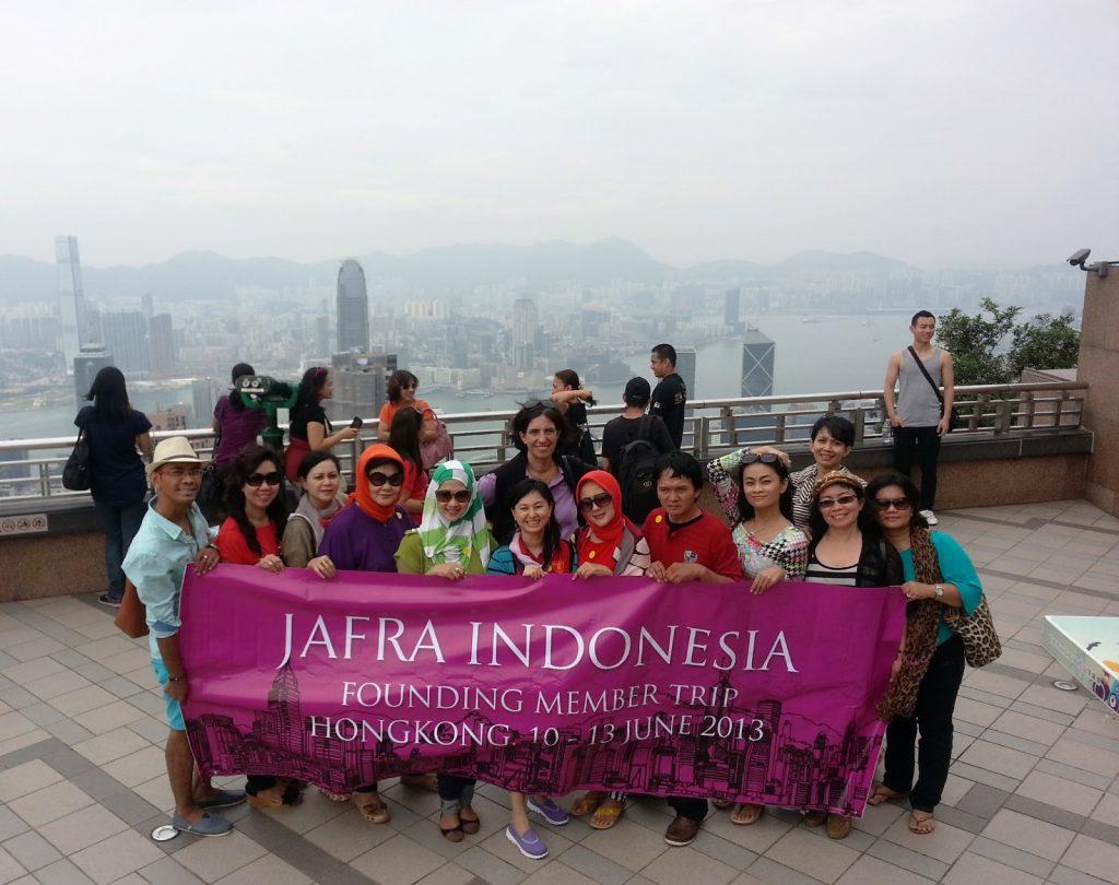 Cara Join Jafra 2